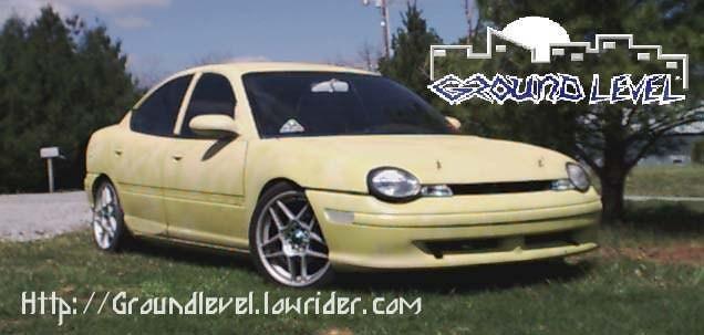 GroundLevelKys 1995 Dodge Neon photo