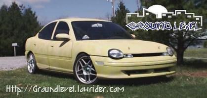 GroundLevelKys 1995 Dodge Neon photo thumbnail