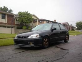 RareSIs 2000 Honda Civic SI photo thumbnail