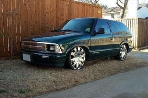 1WET DREAMs 1996 Chevy S-10 Blazer photo thumbnail