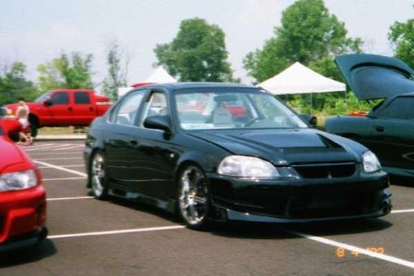 joshs4drcivics 1998 Honda Civic photo