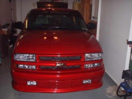 XtremelyBlazins 2001 Chevy Blazer Xtreme photo thumbnail