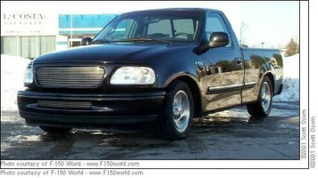 CamberOzs 1998 Ford  F150 photo thumbnail