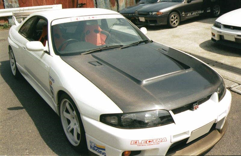 skyline1000uks 1997 Nissan Skyline GTR photo