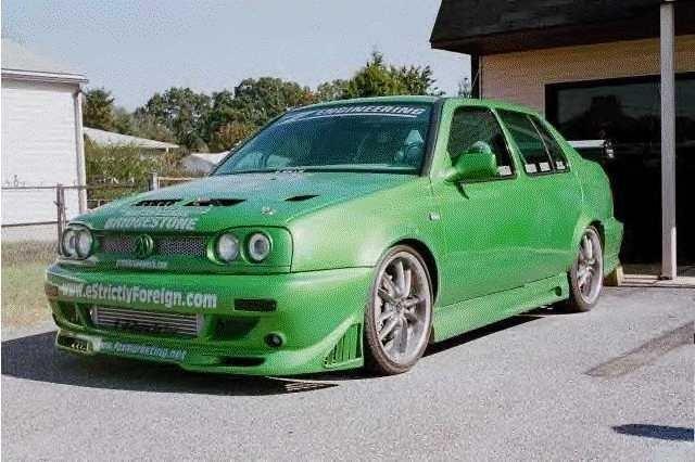 Str8t Ballins 1999 Volkswagen Jetta photo