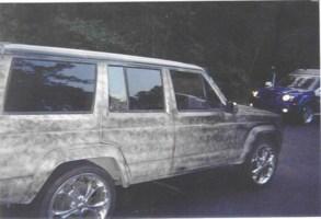 two tones 1989 Jeep Cherokee photo thumbnail