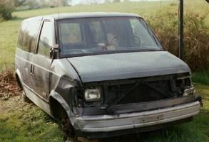 ASTROSS88s 1989 Chevy Astro Van photo thumbnail