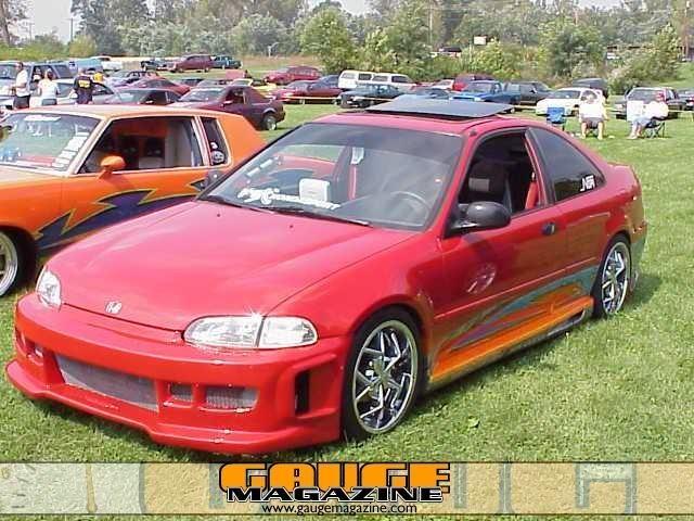 anticipations 1995 Honda Civic photo