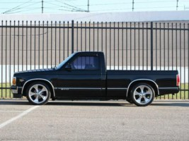 Stock Suckss 1991 Chevy S-10 photo thumbnail