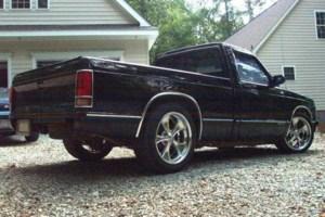Stock Suckss 1991 Chevy S-10 photo thumbnail