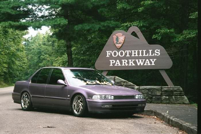 Brknnekss 1993 Honda Accord photo