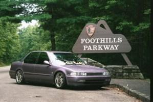 Brknnekss 1993 Honda Accord photo thumbnail