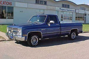 imnotbrads 1986 Chevy C-10 photo