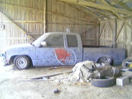 dragginbaggeds 1991 Chevy Full Size P/U photo thumbnail