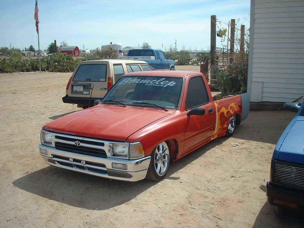 liltruks 1991 Toyota 2wd Pickup photo