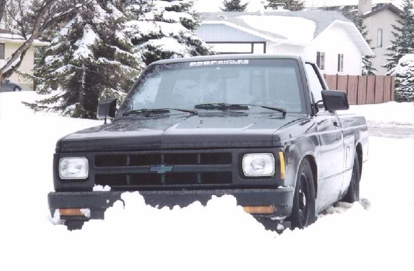Jay Lows 1991 Chevy S-10 photo