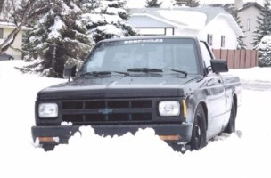 Jay Lows 1991 Chevy S-10 photo thumbnail