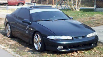 GroundLevelKys 1993 Eagle Talon photo thumbnail