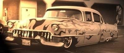 rodillacs 1954 Cadillac Sedan De Ville photo thumbnail