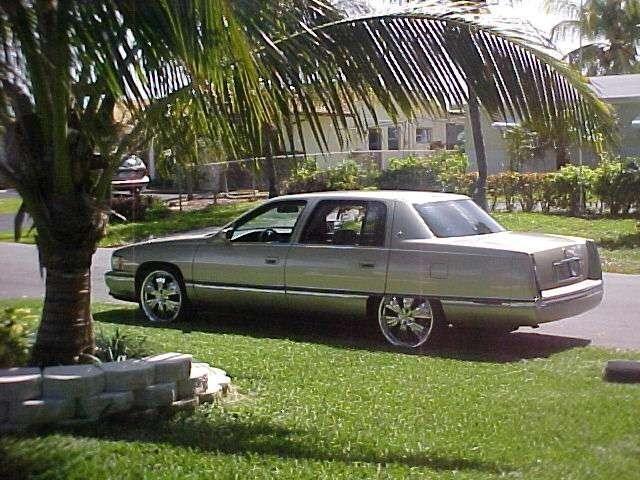 DailyDragger101s 1996 Cadillac Sedan De Ville photo