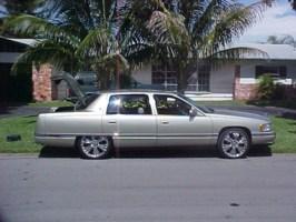 DailyDragger101s 1996 Cadillac Sedan De Ville photo thumbnail