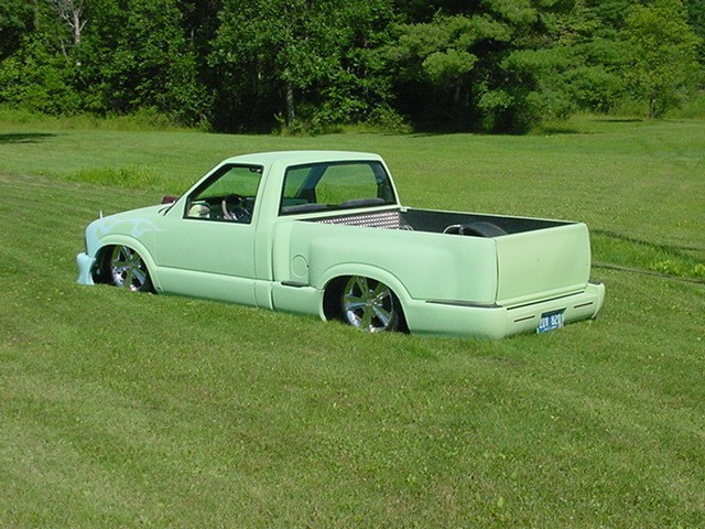 jeebus @ mmws 1997 Chevy S-10 photo