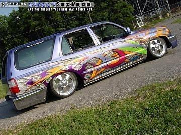 honda guys 2000 Toyota 4Runner photo