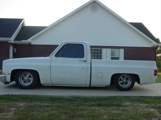 Bagged87Chevys 1987 Chevy C-10 photo