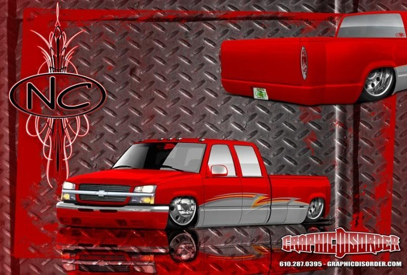dragginduallys 1996 Chevy Dually photo