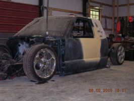 PWs 1996 Chevy S-10 photo thumbnail