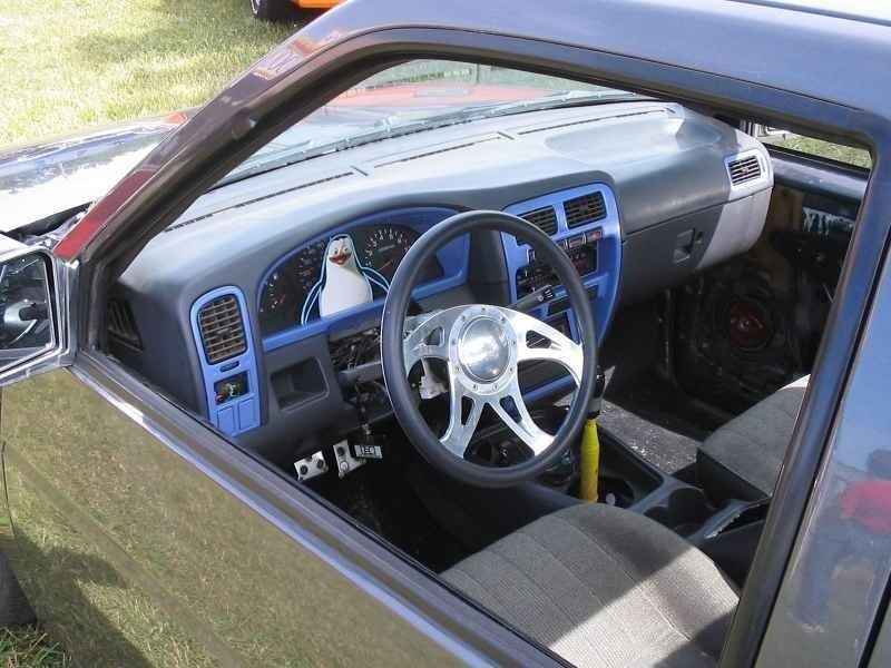 doug-ivkss 1991 Nissan Hard Body photo