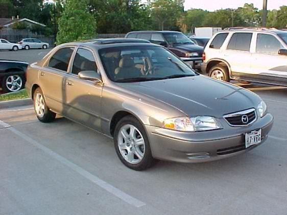 AidenMacs 1999 Mazda 626 photo