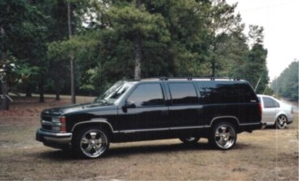 BdyDrpdRngrs 1997 Chevrolet Suburban photo thumbnail