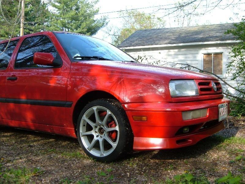 Sparticus182s 1994 Volkswagen Jetta photo