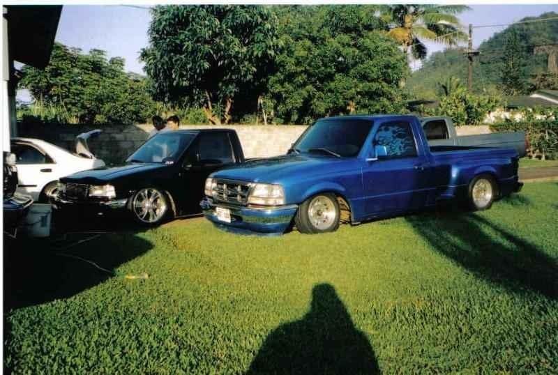 Kauai_Boy_74s 1995 Toyota Pickup photo