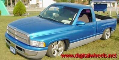 lefty20s 2000 Dodge Ram photo thumbnail