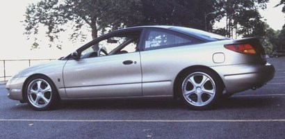 Minitruckns 1997 Saturn SC1 photo thumbnail