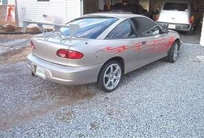importkiller83s 2000 Chevy Cavalier photo thumbnail
