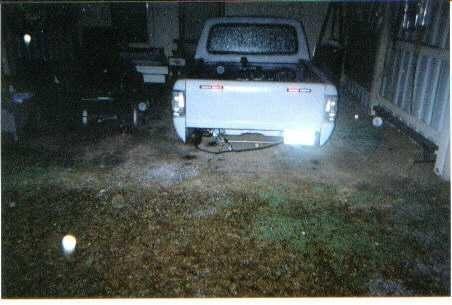 flips 1997 Ford Ranger photo