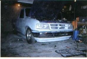 flips 1997 Ford Ranger photo thumbnail