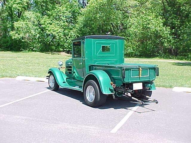tass 1929 Ford  F/S P/U photo