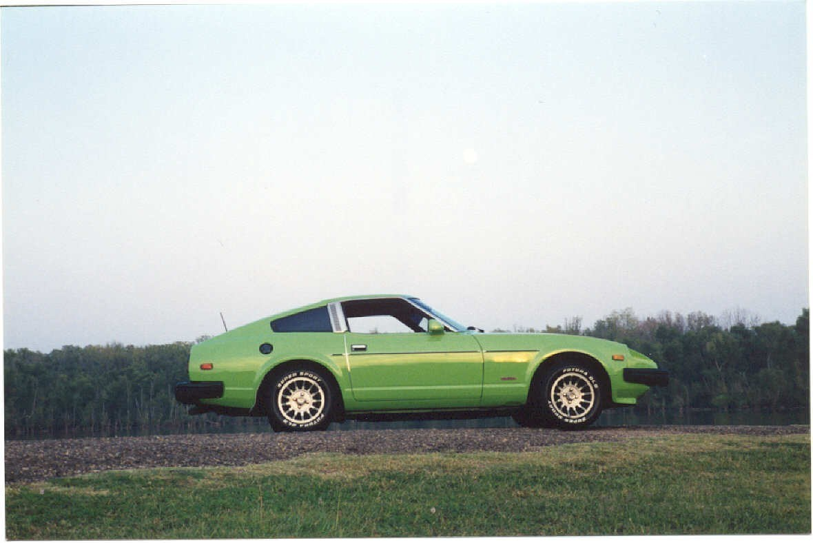 slimerECs 1979 Datsun 280zx photo