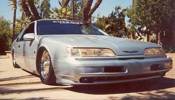 DeFreitDawGs 1993 Ford T-Bird photo thumbnail