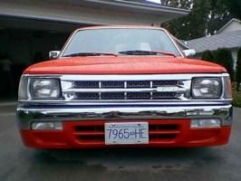CVMs 1988 Mazda B2200 photo thumbnail