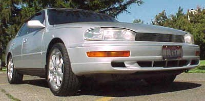 Luxrys 1992 Toyota Camry photo thumbnail