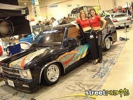 lowmovins 1983 Chevy S-10 photo thumbnail