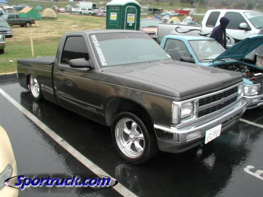 H0odLuM00s 1991 Chevy S-10 photo