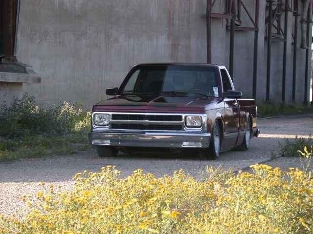 89s dimes 1989 Chevy S-10 photo