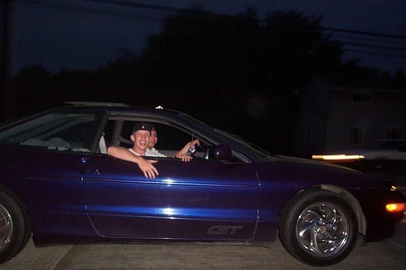 michiganminisdotcoms 1996 Ford Probe photo