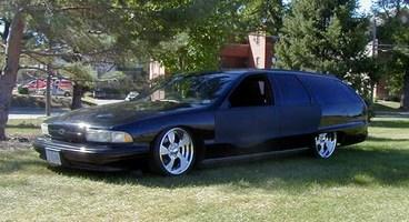 threeimpalass 1992 Chevrolet Caprice Wagon photo thumbnail